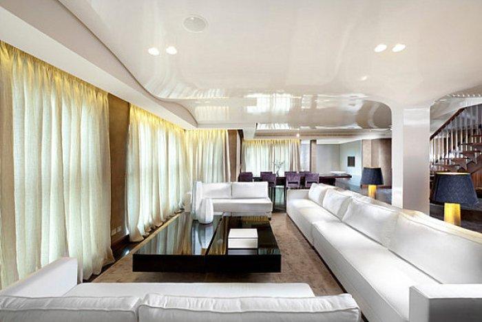 Décorer sa maison avec des meubles laqués salon