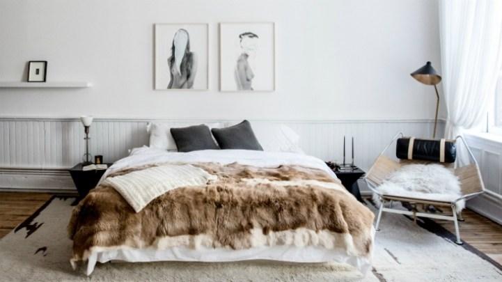 9 conseils pour la décoration d'une chambre à coucher 2