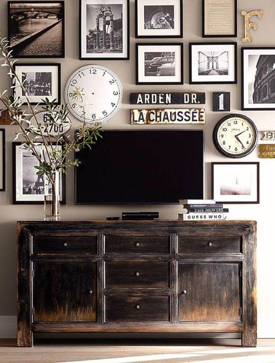 Décorer le mur de votre télévision grâce à 10 astuces déco 3