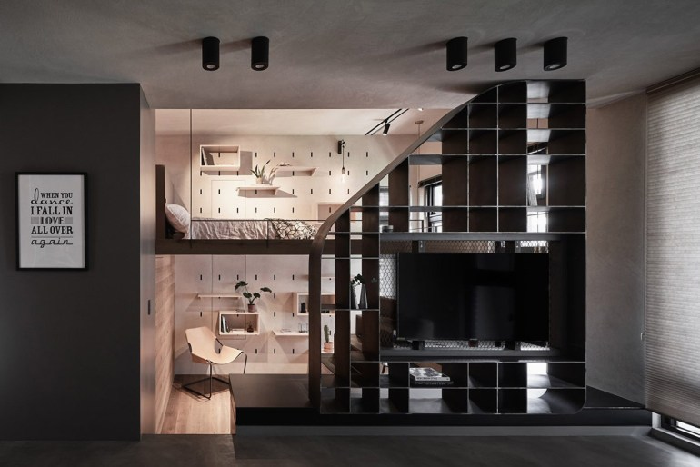Gagner de la place dans un petit appartement grâce à des meubles multifonctionnels 3