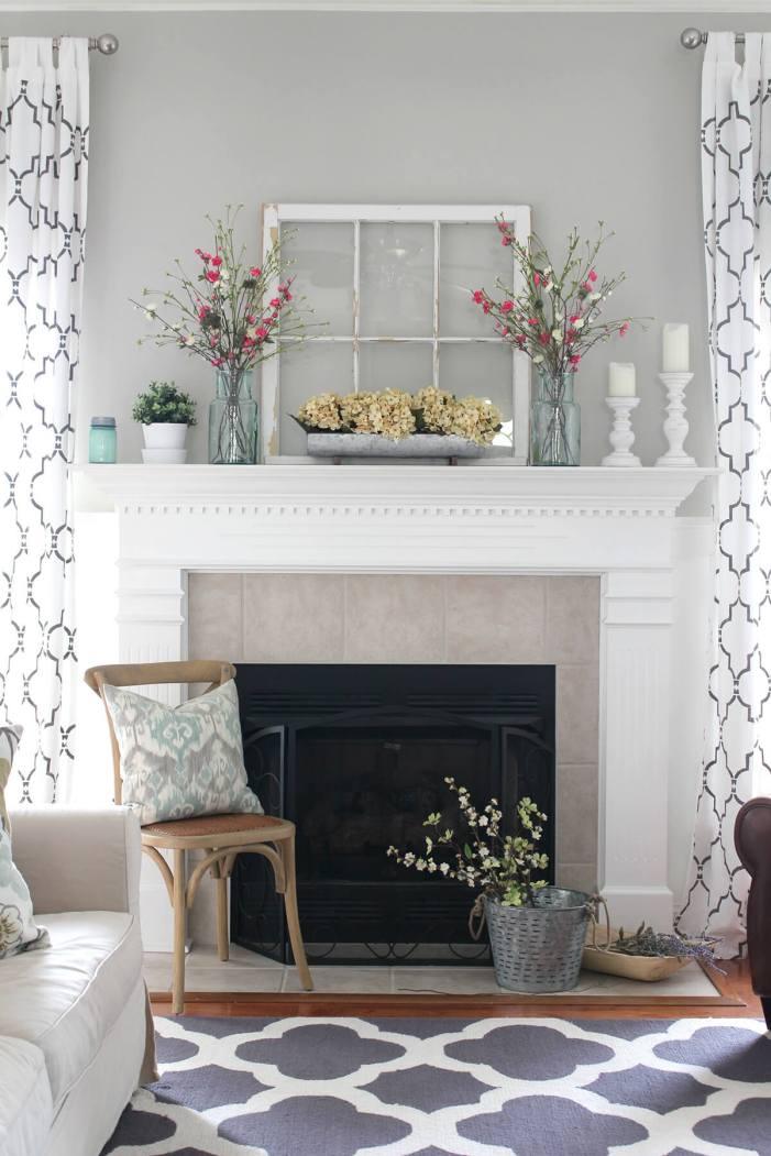 Les motifs pour votre décoration cottage féminine