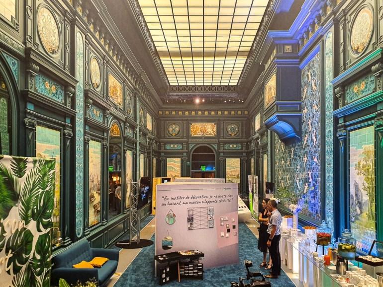 Schneider Electric sort de l'ombre la salle secrète de l'Olympia
