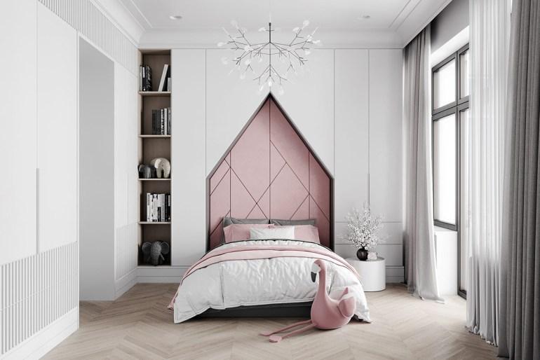 décoration d'intérieur néoclassique à base de gris 8
