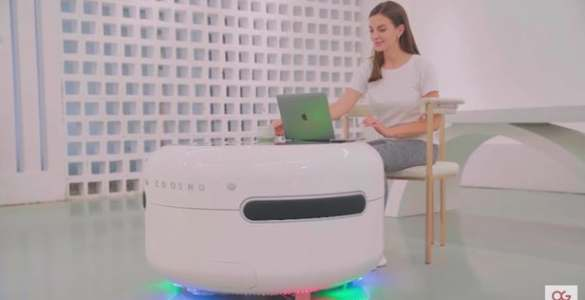 Coosno crée une table basse ultra connectée 2