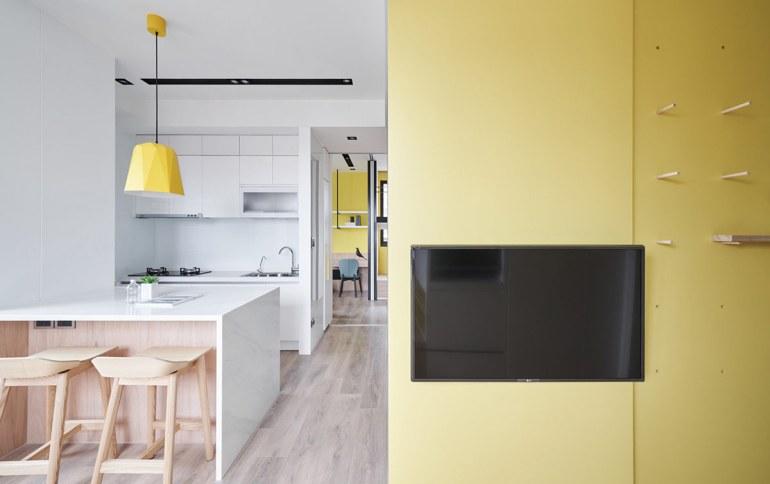 Solutions d'économie d'espace pour des petits intérieurs aérés 4