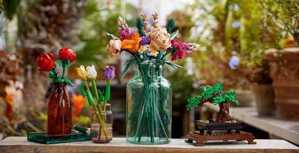 Botanical Collection par LEGO