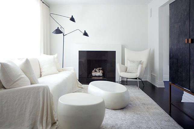 Les couleurs du style minimaliste