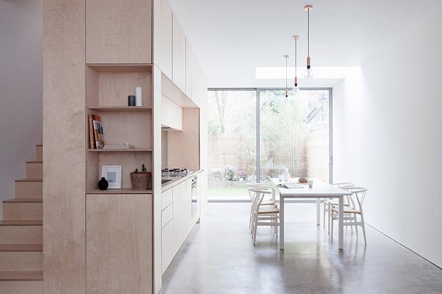Les meubles minimalistes
