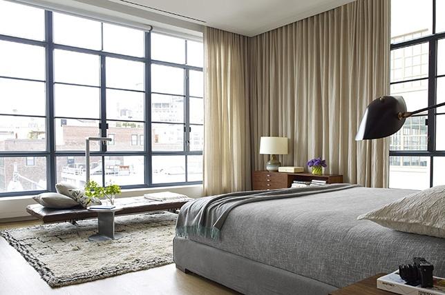Les vitrines de style minimaliste