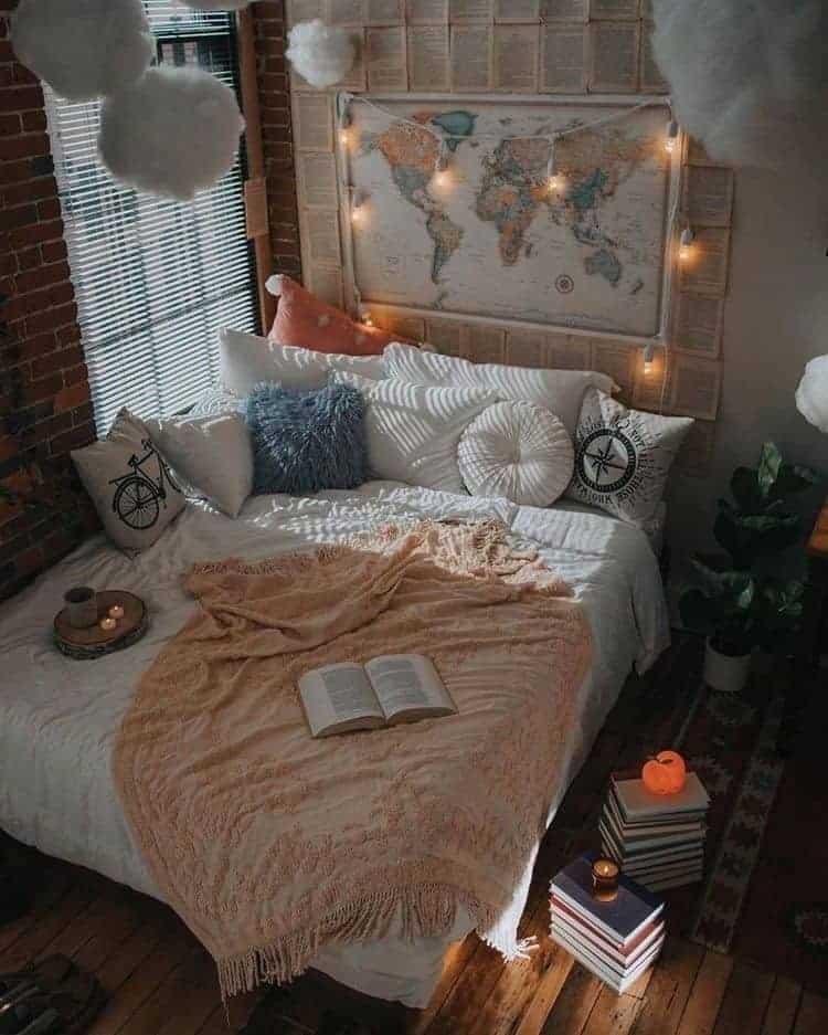 Chambre hygge - 10 façons de créer une chambre douillette