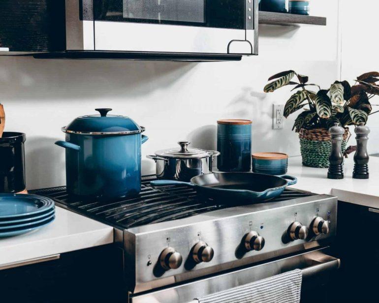 Des ustensiles de cuisine esthétiques
