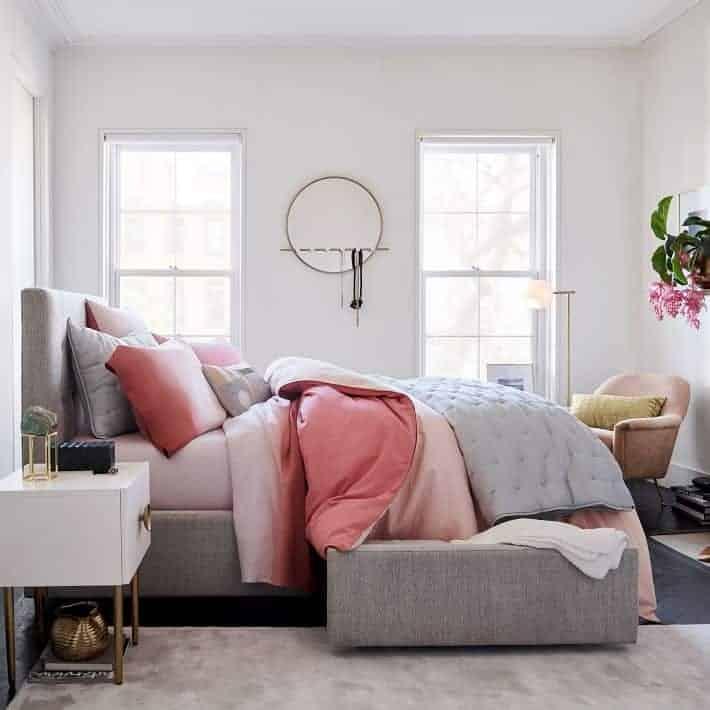 Entourez-vous d'objets que vous aimez dans votre chambre hygge