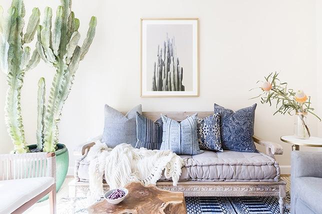 Choisissez des meubles bas