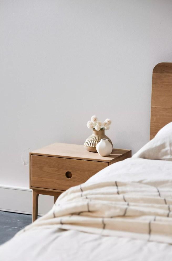 Le blanc pour la simplicité dans votre chambre Feng Shui