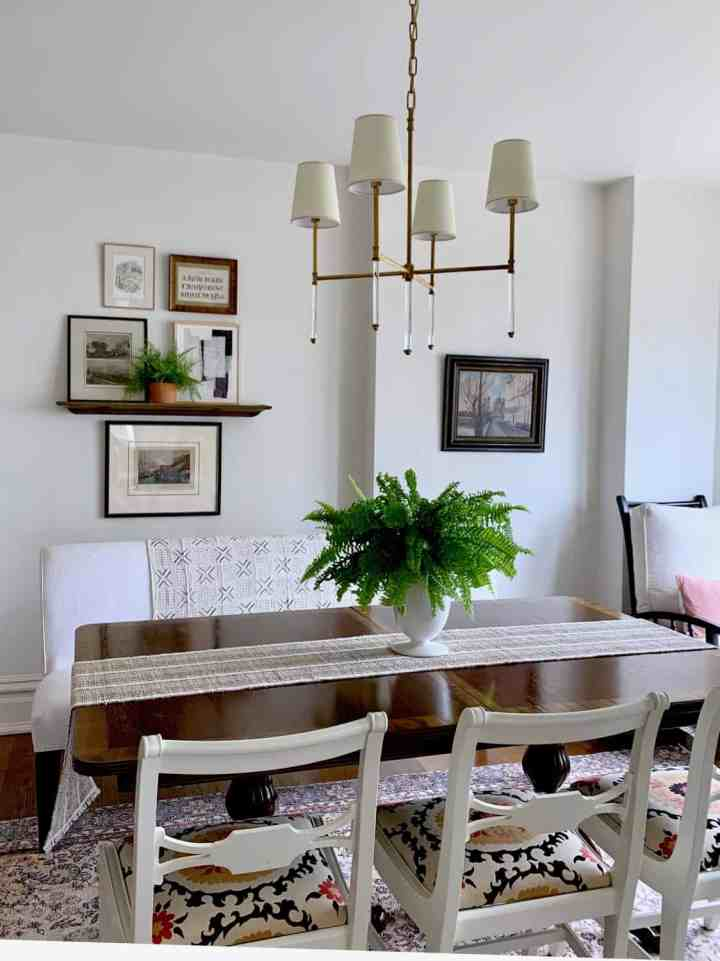 Moderniser sa salle à manger grâce à 6 petits changements
