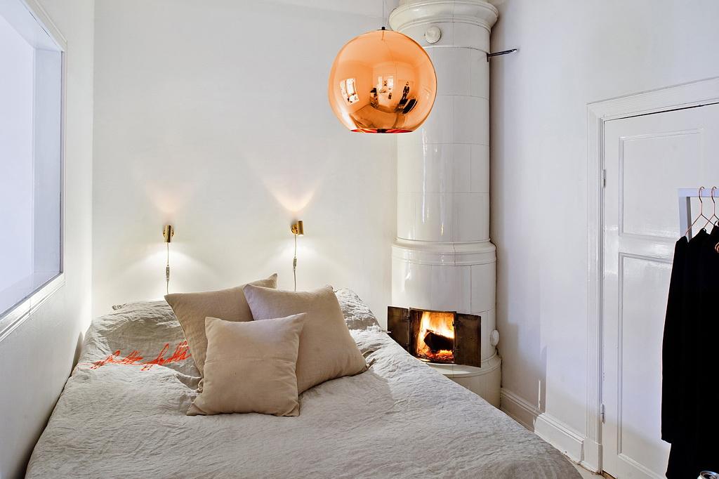 chambre inspiration scandinave