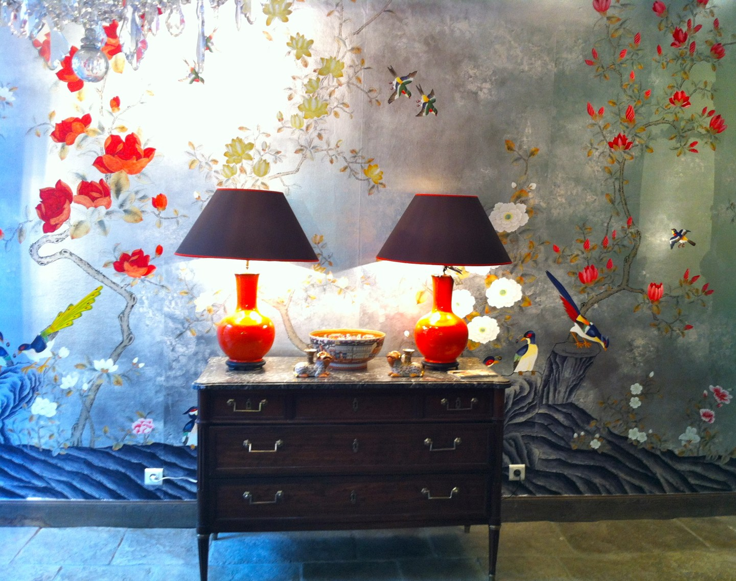 Paris deco Off De Gournay