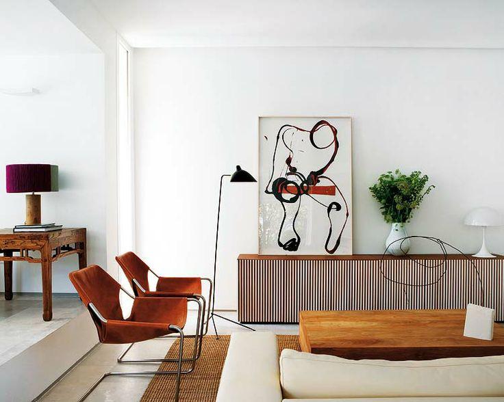 Envie de design: Fauteuil Paulistano, une pièce élégante et intemporelle !