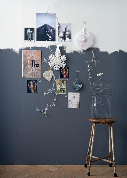 Murs bicolores : Peindre une moitié pour gagner en équilibre !