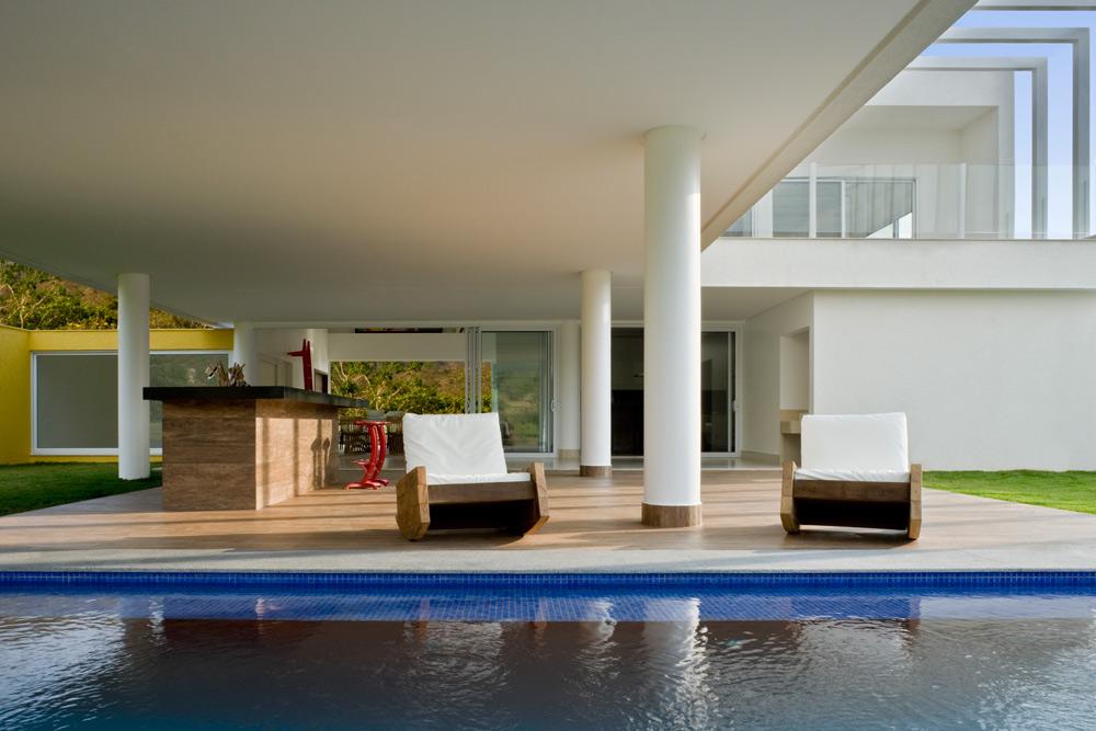 architecture contemporaine au Brésil