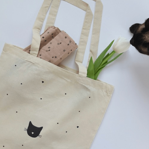 Tote bag Audrey Jeanne
