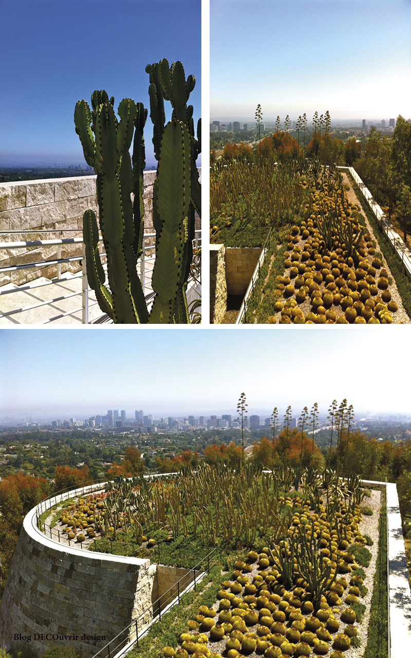 Le Getty center 1 - Blog DECOuvrir design