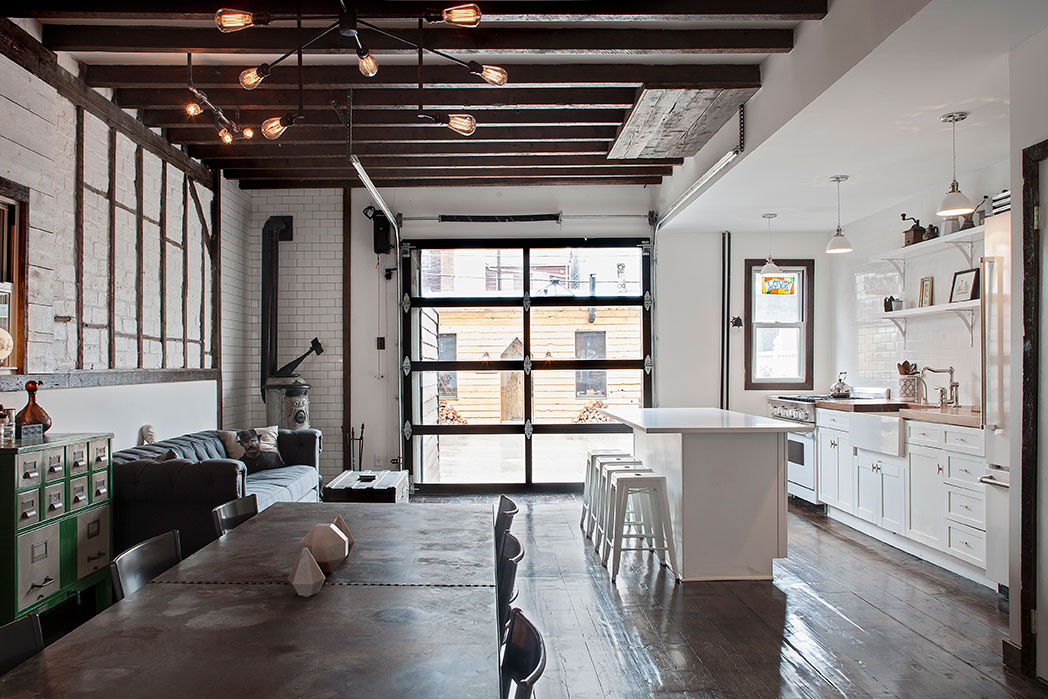 Urban Cowboy B&B New York // Un hotel design et très branché au coeur de Williamsburg