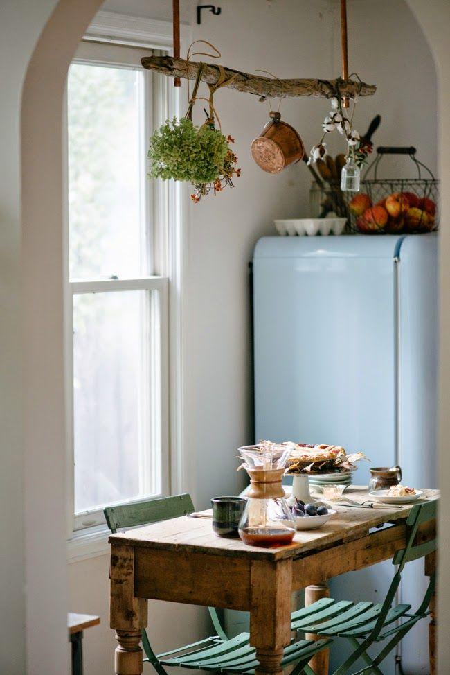 Fonctionnalité et déco // Des idées pour un rangement stylé et astucieux dans la cuisine