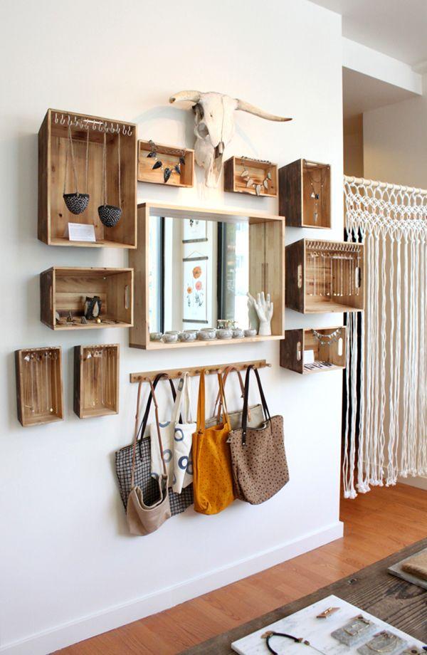8 ideias originais para realizar estantes modulares, funcionais e ultra decorativas!