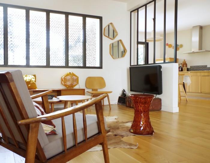 Sessão fotográfica na casa de uma decoradora