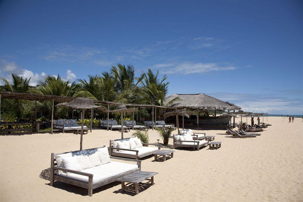 hôtel de rêve au Brésil