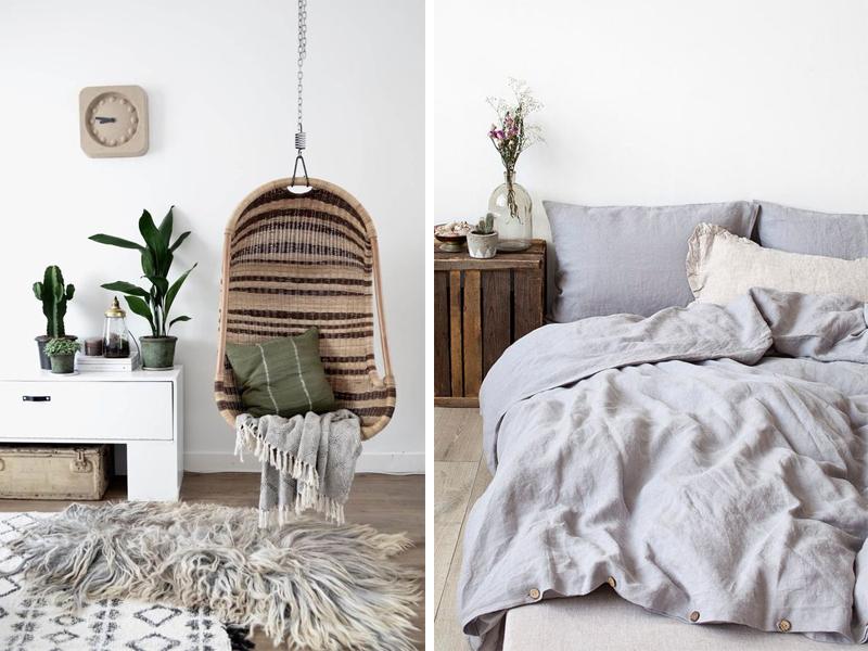 Zoom sur les textiles: 3 astuces pour apporter une touche cosy à votre déco