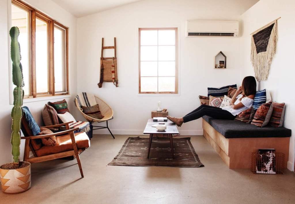 Le style californien en déco : des intérieurs très inspirants à Joshua Tree