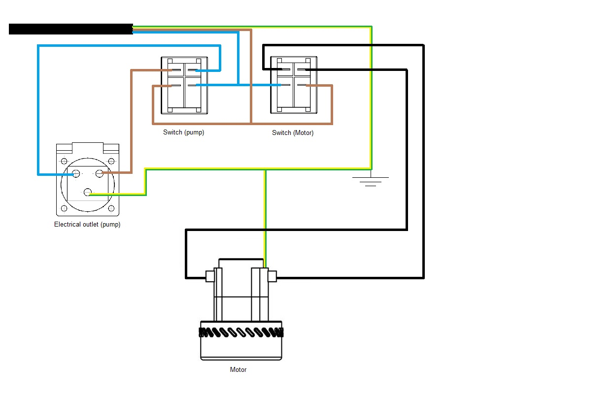 Rug Doctor Switch Wiring Diagram