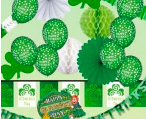 decoration saint patrick