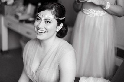 1920s Bridesmaid Headband