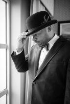 1920s Groom Hat