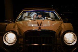 1920s Style Wedding Rolls Royce
