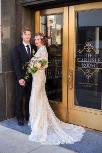 1920s Wedding at the Carlisle Room