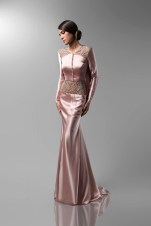 1930s Pink Satin Gown | Isabel Zapardiez