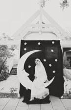 Art Deco Moon