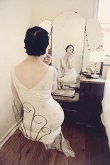 Art Deco Wedding Prep