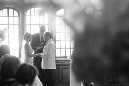Art Deco 1920s Style Wedding