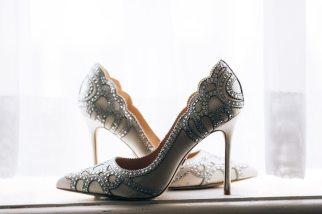 Art Deco Bridal Shoes