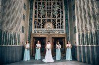 Art Deco Wedding Colors