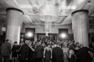 Art Deco Wedding Reception Connecticut