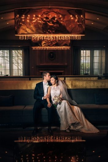 Art Deco Wedding Vancouver