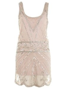 Deco Bridesmaid Dress