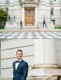 First Look Same Sex Wedding