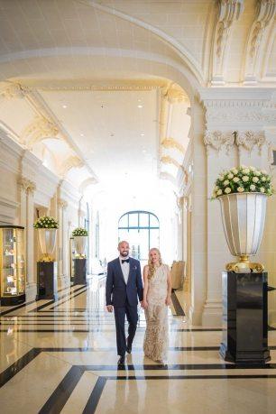 Paris Penninsula Hotel Wedding